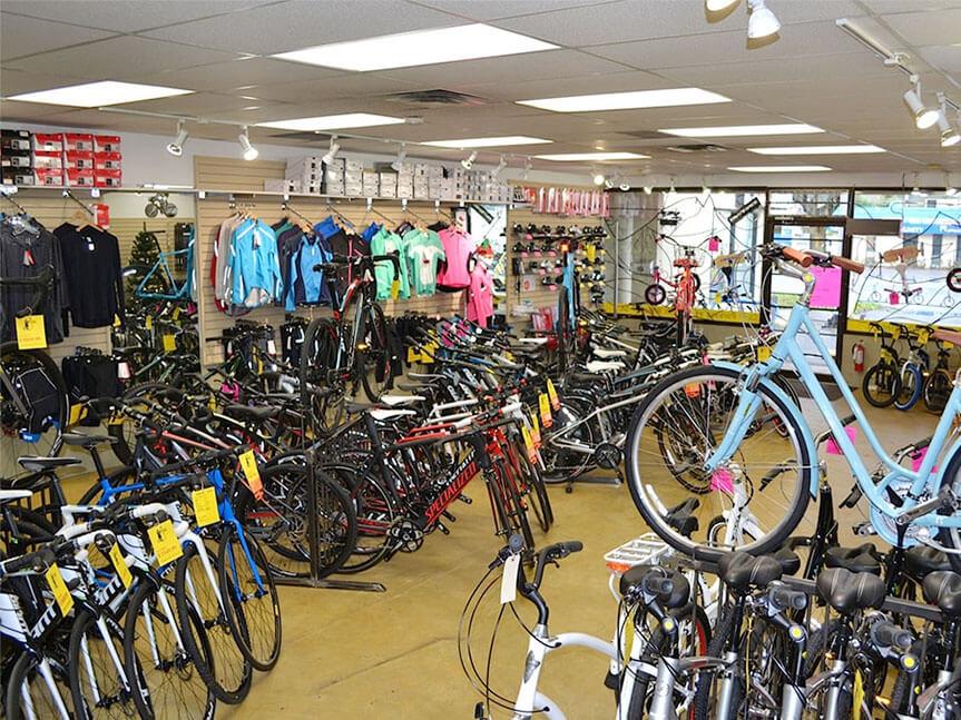 buying bike cheap